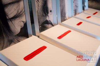 Incarico come Fotografa ufficiale diArte Laguna 2015. Servizio fotografico realizzatodurante la festa di inaugurazione della mostra.