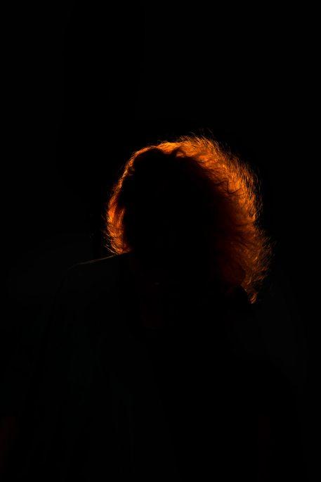 Realizzazione servizio fotografico alla cantante Donella Del Monaco. Foto reportage a casa della cantante.