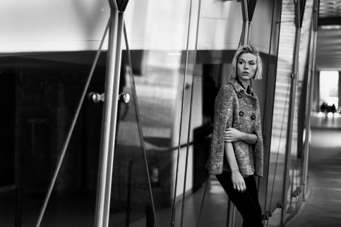 Model:Tika Spijkerman Collaboration withNicola D'Orta Mua: Alessandra R. Trenta -Stylist:Maria Rosaria Di Fusco Location: Milan