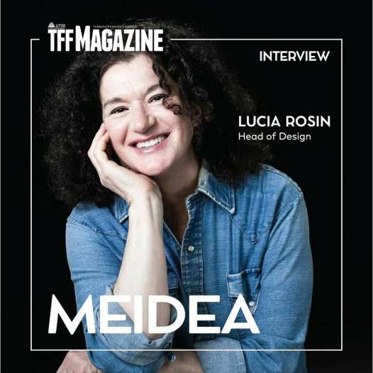 Ritratto realizzato per Lucia Rosin e pubblicato in TFF MAGAZINE - dicembre 2018 . Photo portrait of Lucia Rosin published on TFF MAGAZINE - issue December 2018