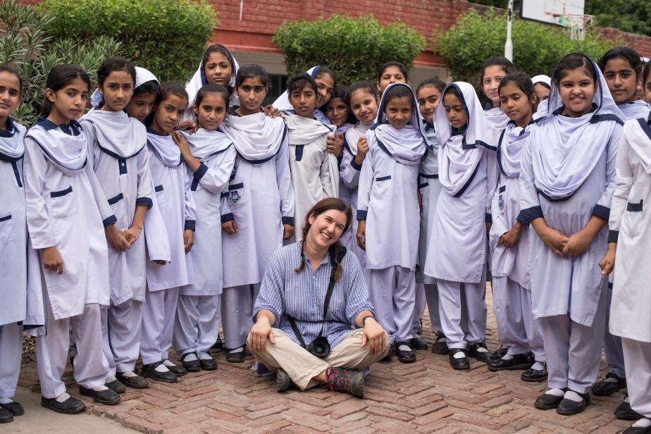Reportage in Pakistan